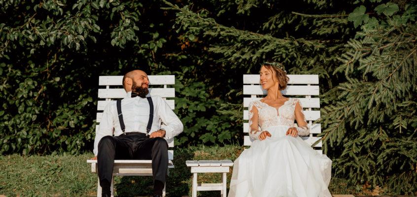Zabezpieczony: Justyna & Sławomir 01 czerwca 2018 roku
