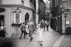 romantyczne ulice bergamo