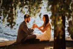zdjęcia ślubne plenerowe