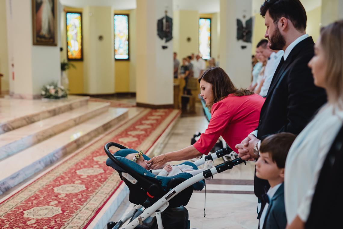 chrzest w kościele kielce