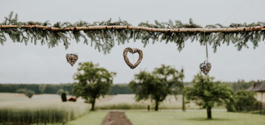 Ślub i wesele w stylu rustykalnym