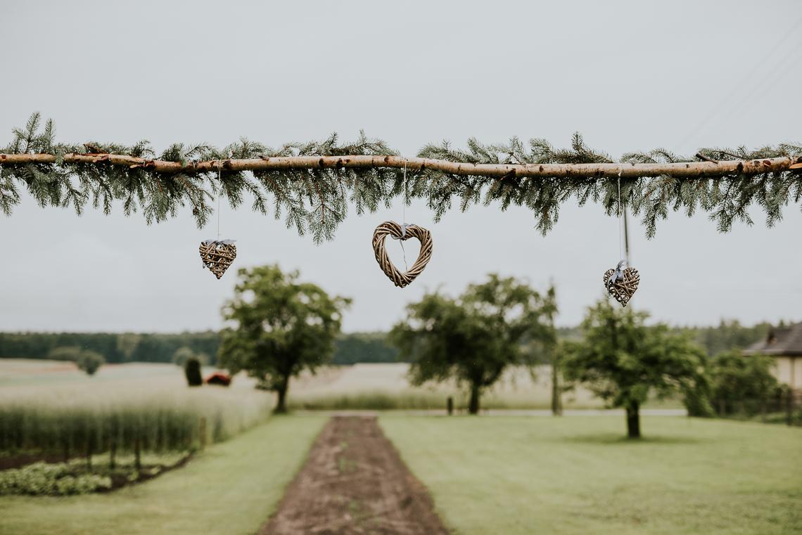 Ślub i wesele w stylu rustykalnym 4