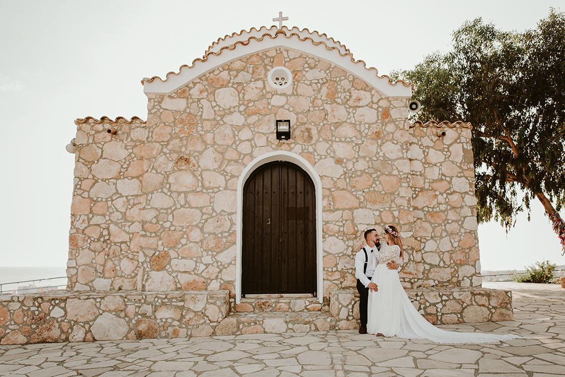 Plenerowa sesja ślubna na Cyprze o wschodzie i zachodzie słońca - w roli głównej Luiza i Bartek 17