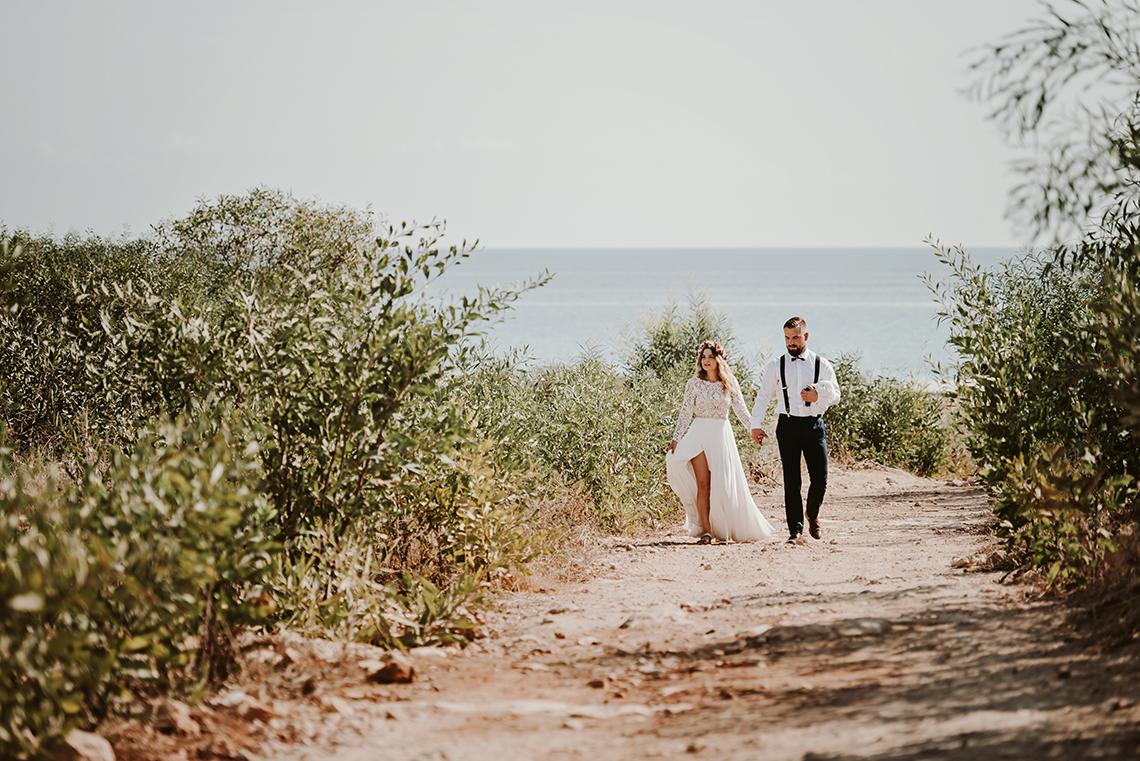Plenerowa sesja ślubna na Cyprze o wschodzie i zachodzie słońca - w roli głównej Luiza i Bartek 28