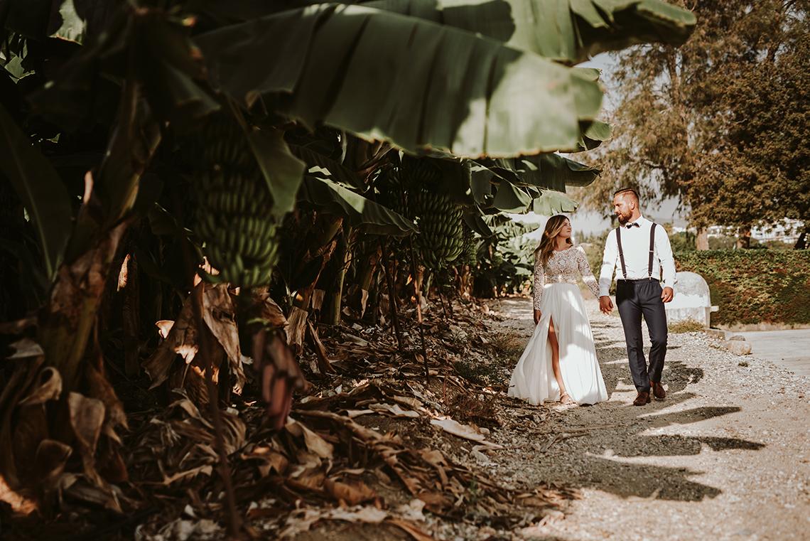 Plenerowa sesja ślubna na Cyprze o wschodzie i zachodzie słońca - w roli głównej Luiza i Bartek 34