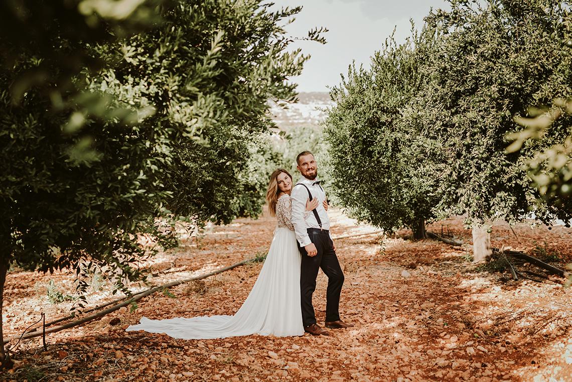 Plenerowa sesja ślubna na Cyprze o wschodzie i zachodzie słońca - w roli głównej Luiza i Bartek 35