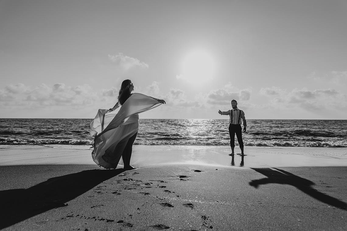 Plenerowa sesja ślubna na Cyprze o wschodzie i zachodzie słońca - w roli głównej Luiza i Bartek 42