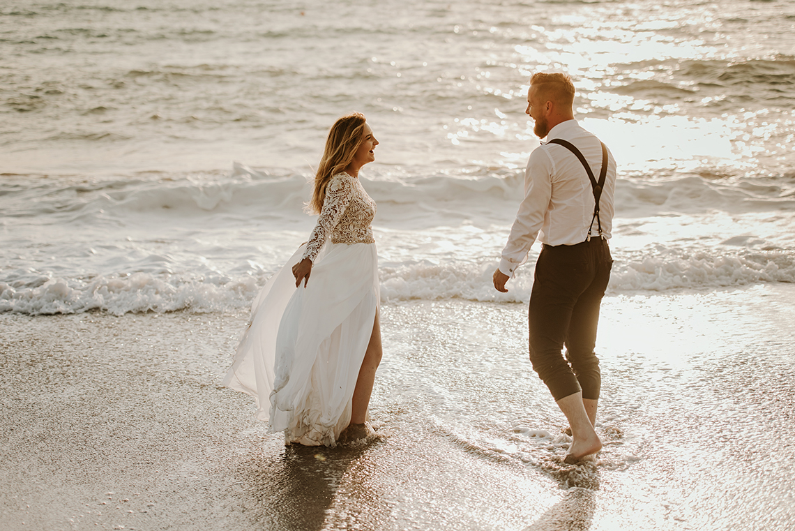 Plenerowa sesja ślubna na Cyprze o wschodzie i zachodzie słońca - w roli głównej Luiza i Bartek 47