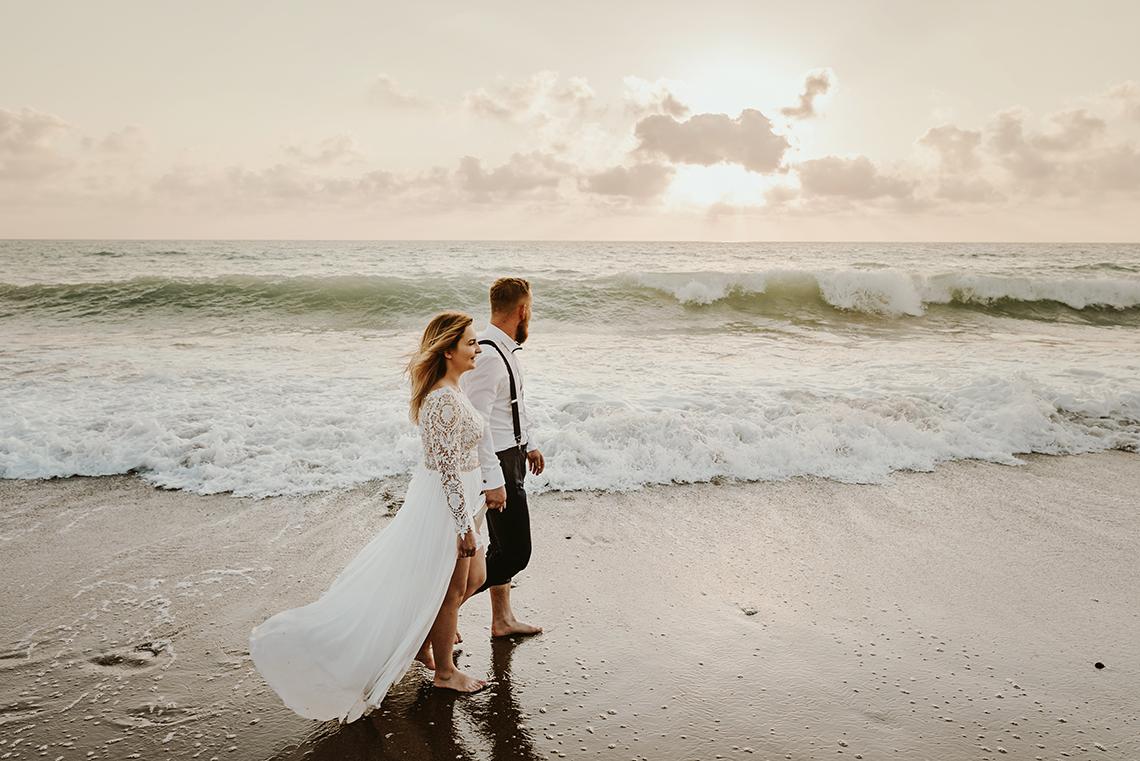 Plenerowa sesja ślubna na Cyprze o wschodzie i zachodzie słońca - w roli głównej Luiza i Bartek 53