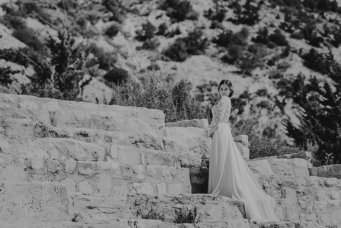 Plenerowa sesja ślubna na Cyprze o wschodzie i zachodzie słońca - w roli głównej Luiza i Bartek 66