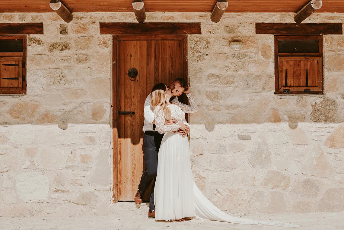 Plenerowa sesja ślubna na Cyprze o wschodzie i zachodzie słońca - w roli głównej Luiza i Bartek 67