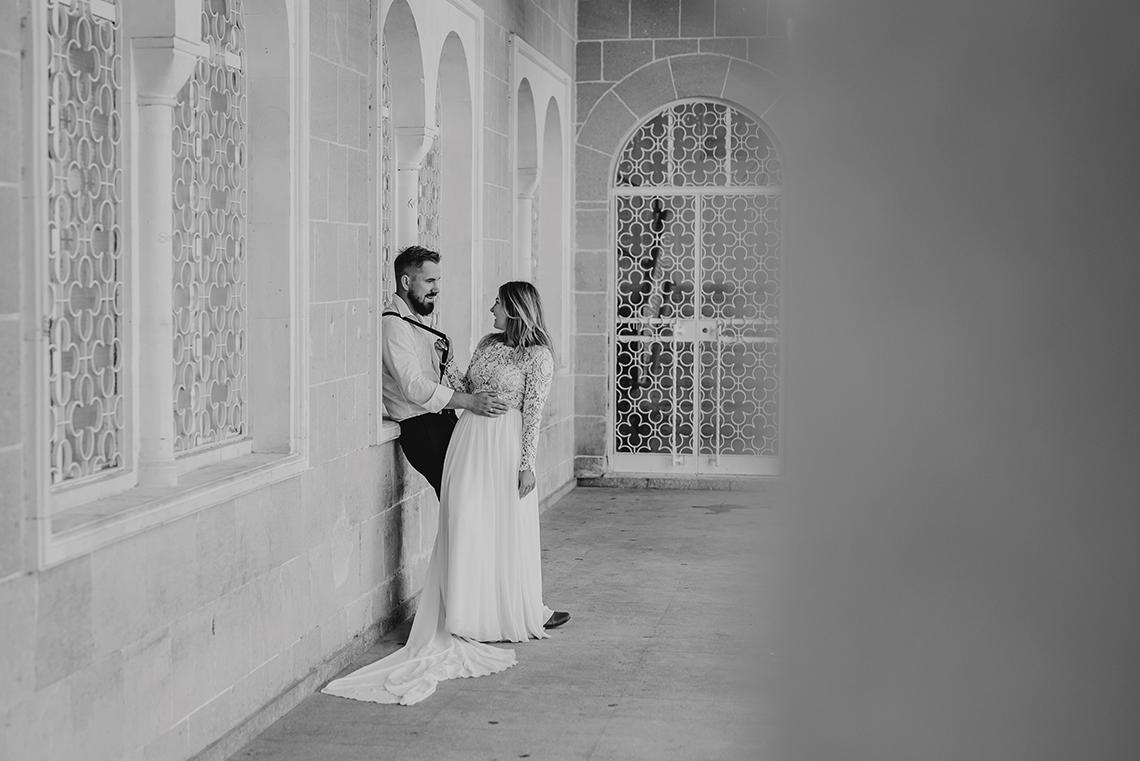Plenerowa sesja ślubna na Cyprze o wschodzie i zachodzie słońca - w roli głównej Luiza i Bartek 69