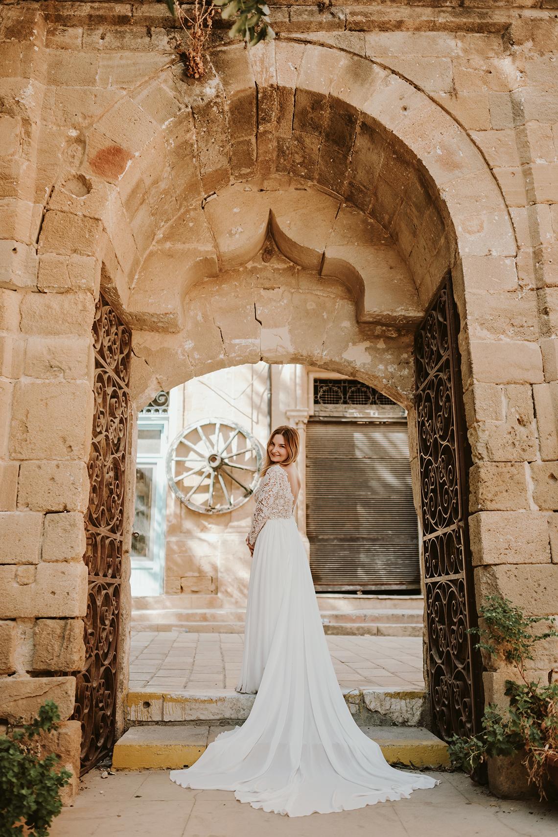 Plenerowa sesja ślubna na Cyprze o wschodzie i zachodzie słońca - w roli głównej Luiza i Bartek 76