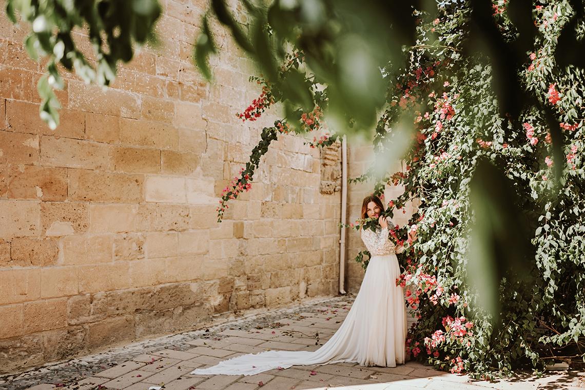 Plenerowa sesja ślubna na Cyprze o wschodzie i zachodzie słońca - w roli głównej Luiza i Bartek 77