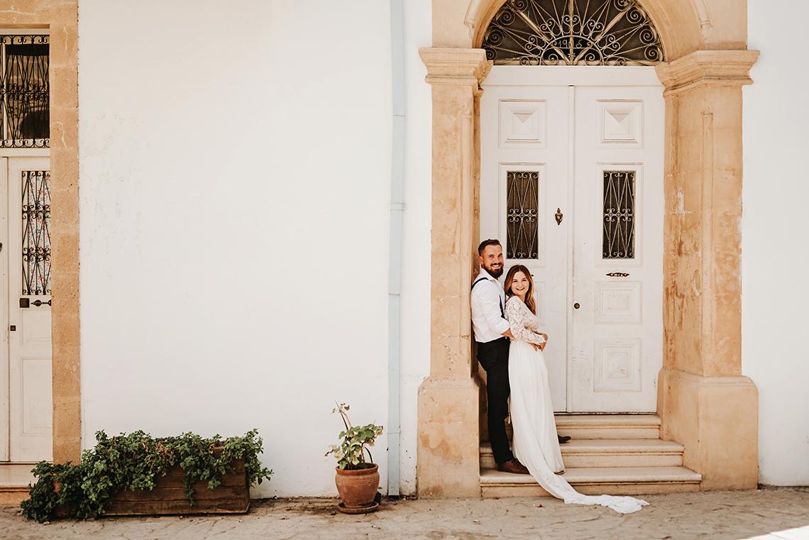 Plenerowa sesja ślubna na Cyprze o wschodzie i zachodzie słońca - w roli głównej Luiza i Bartek 79