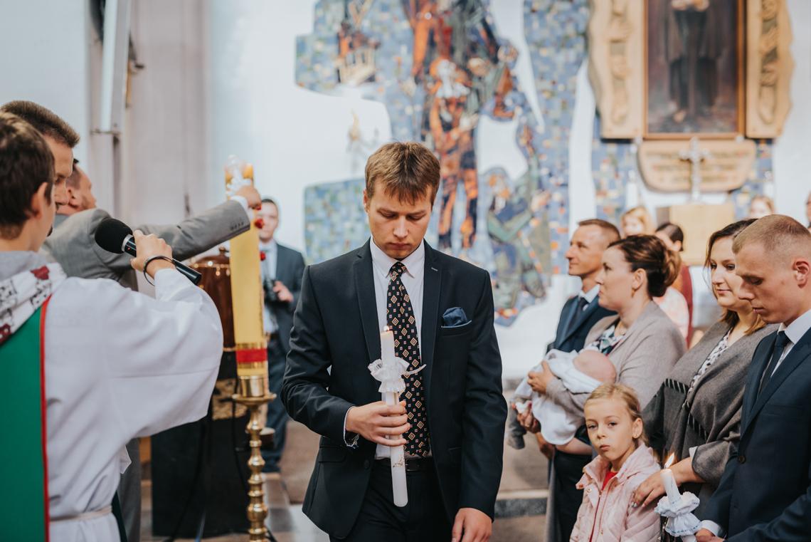 Chrzest Święty Kajetana pod Krakowem 33