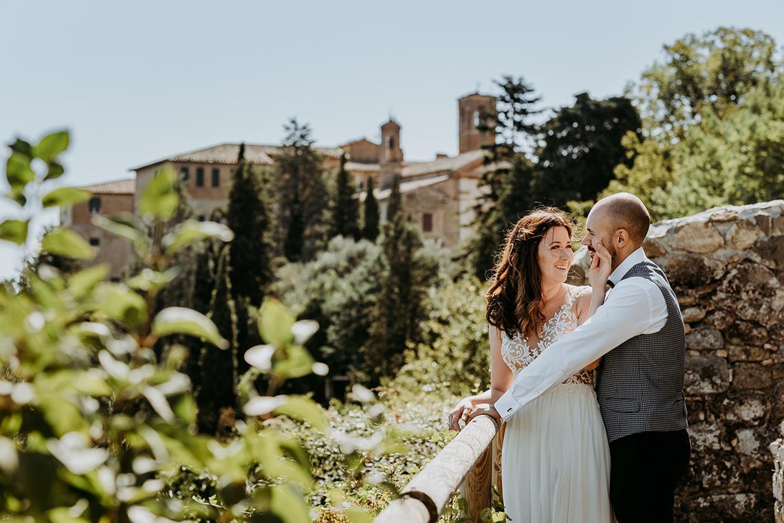 Plenerowa sesja ślubna w Toskanii - czy warto? 42