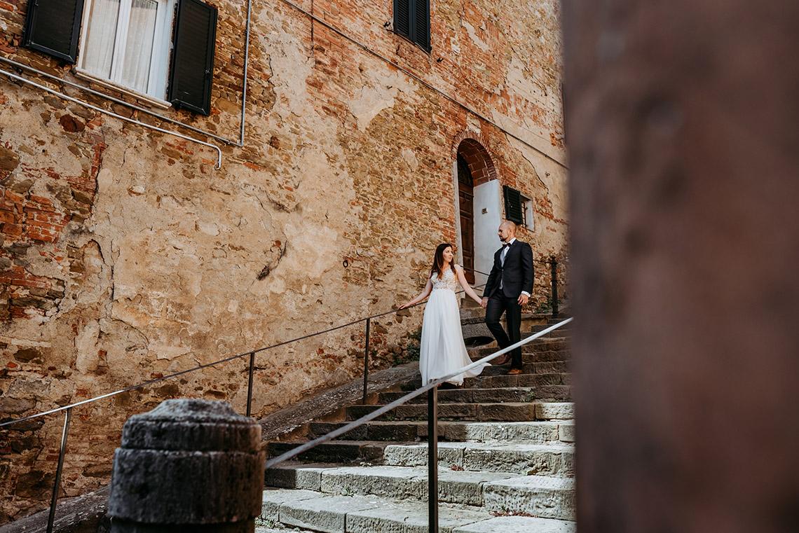 Plenerowa sesja ślubna w Toskanii - czy warto? 11