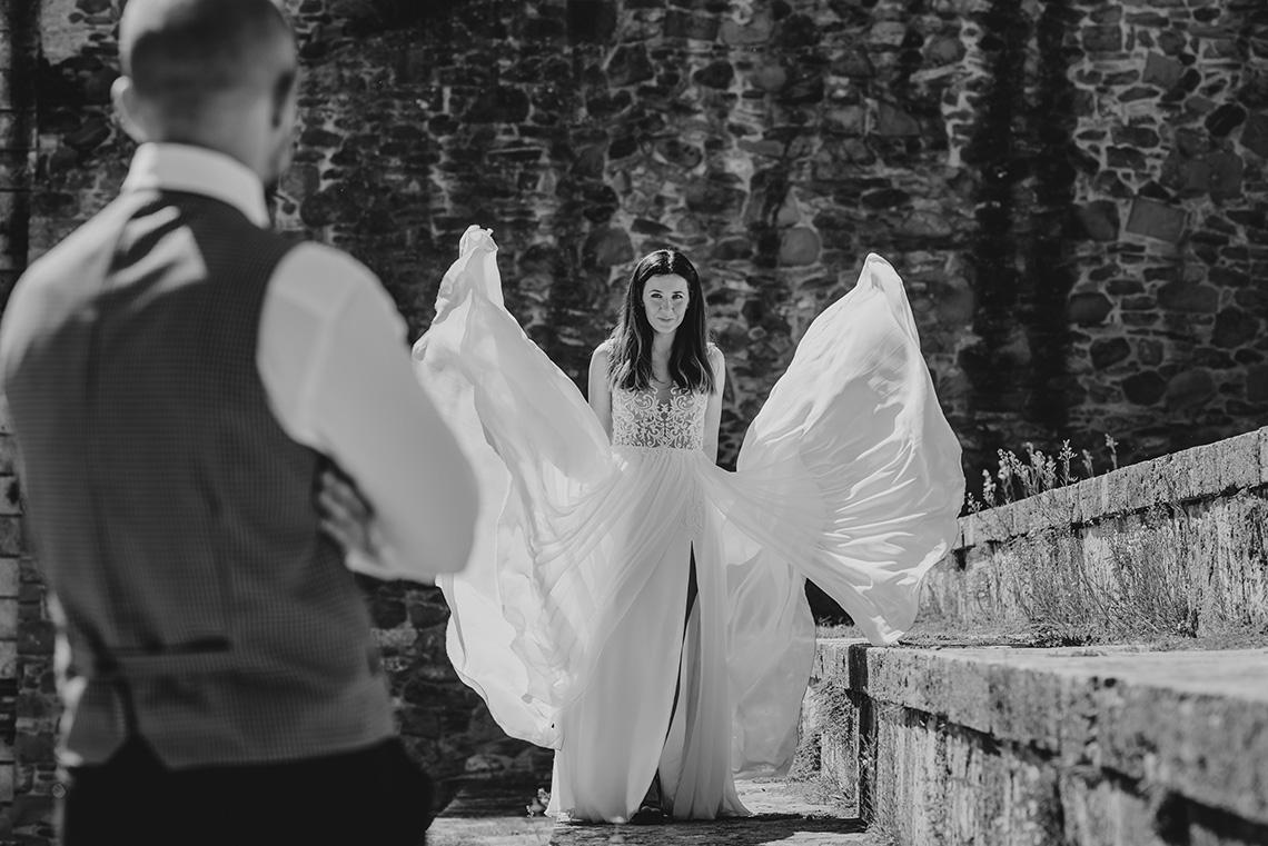 Plenerowa sesja ślubna w Toskanii - czy warto? 14