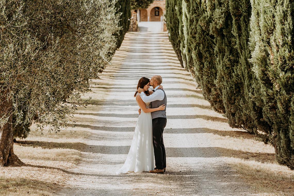 Plenerowa sesja ślubna w Toskanii - czy warto? 21