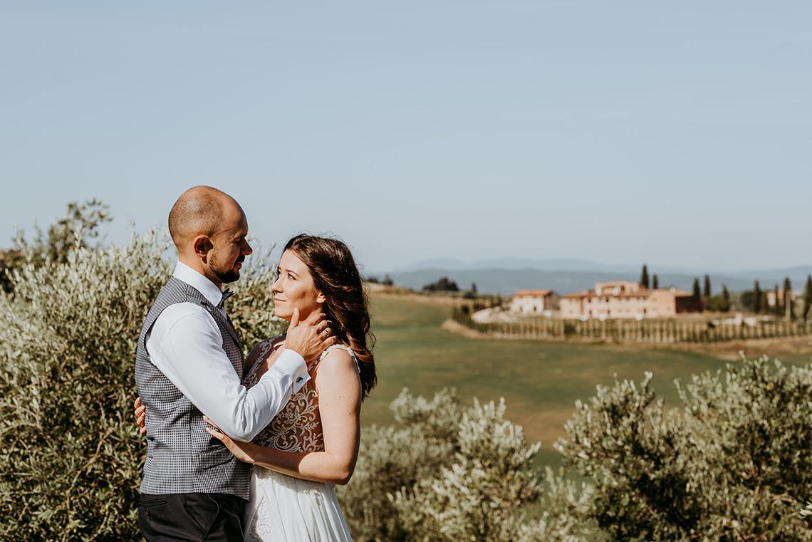 Plenerowa sesja ślubna w Toskanii - czy warto? 39