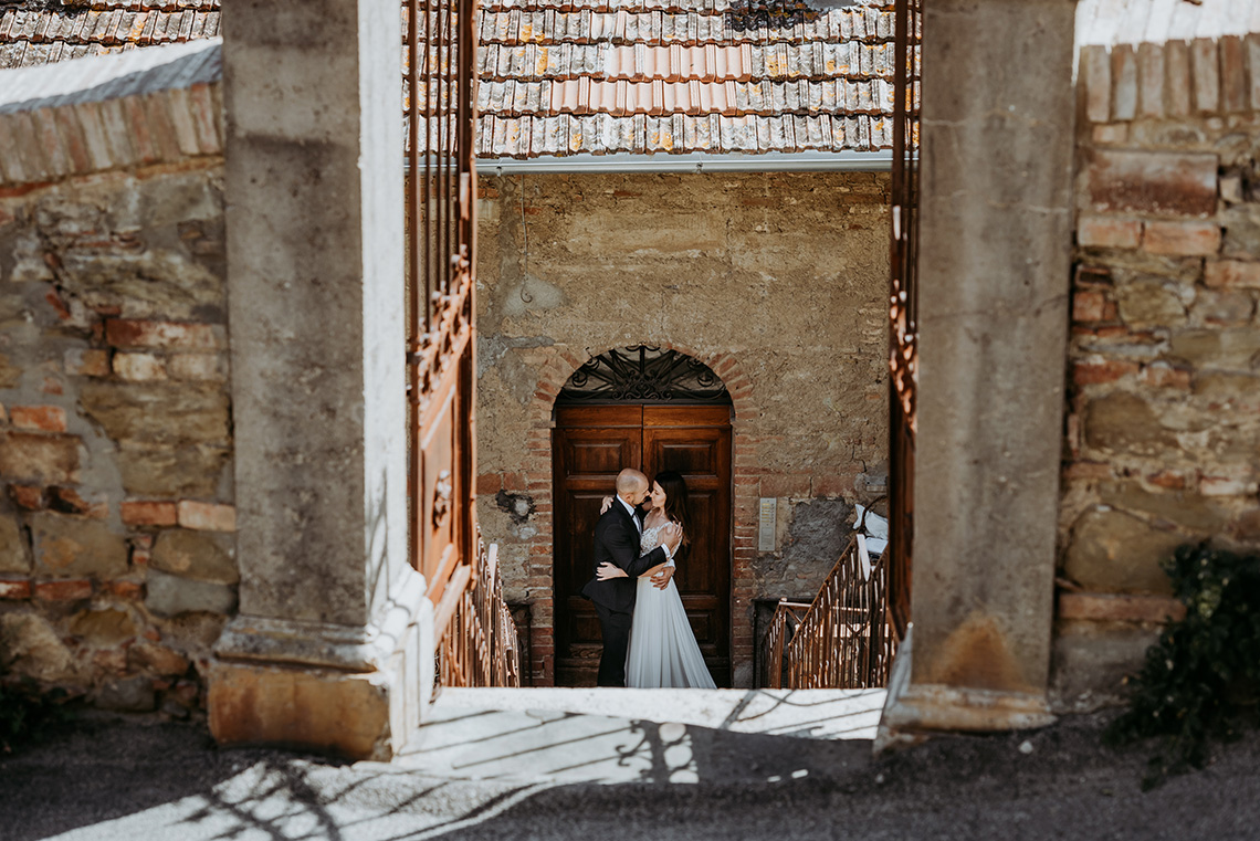Plenerowa sesja ślubna w Toskanii - czy warto? 9
