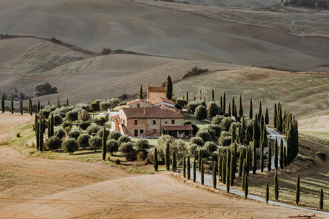 Plenerowa sesja ślubna w Toskanii - czy warto? 28