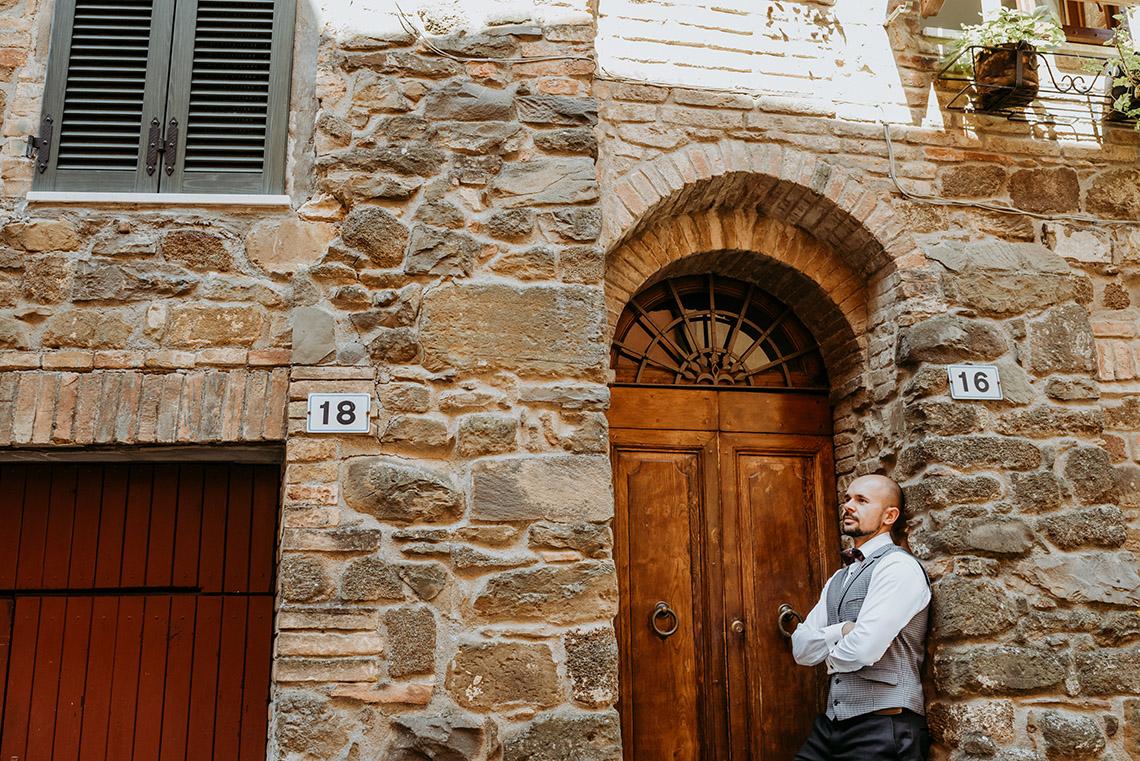 Plenerowa sesja ślubna w Toskanii - czy warto? 43