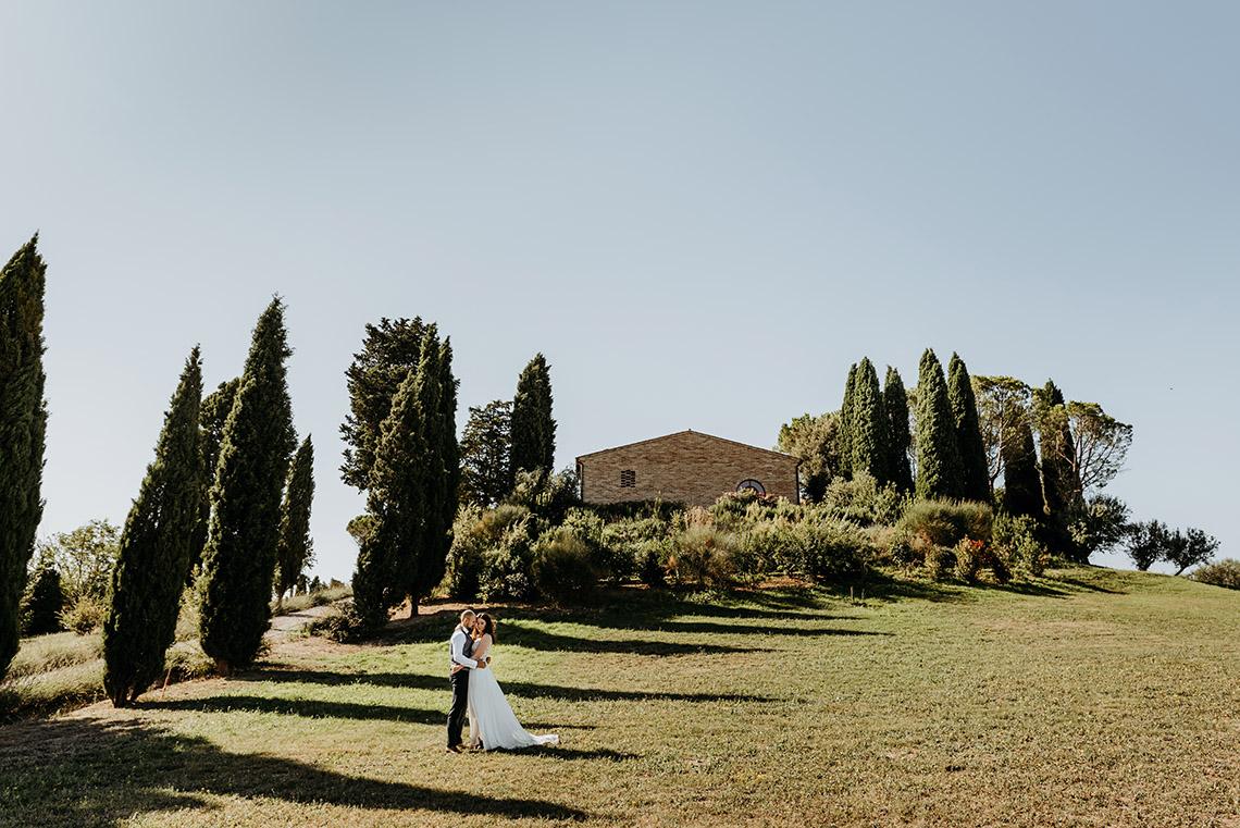 Plenerowa sesja ślubna w Toskanii - czy warto? 38