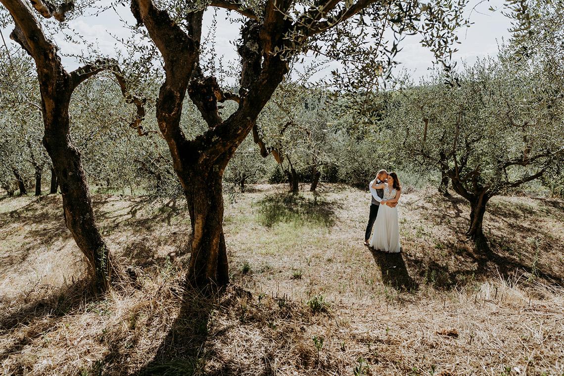 Plenerowa sesja ślubna w Toskanii - czy warto? 15