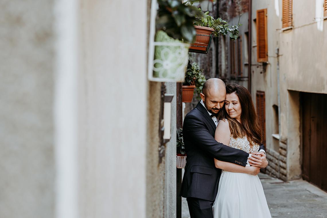 Plenerowa sesja ślubna w Toskanii - czy warto? 1