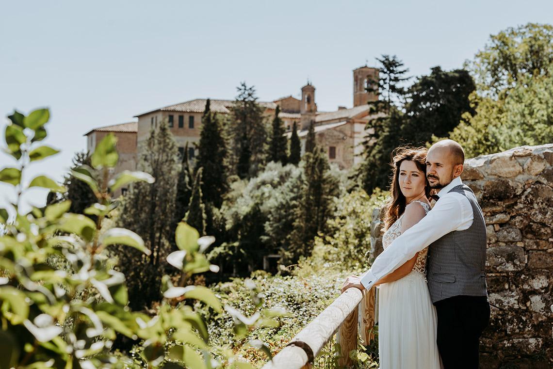 Plenerowa sesja ślubna w Toskanii - czy warto? 41