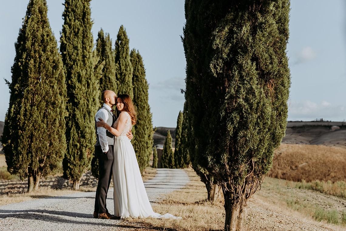 Plenerowa sesja ślubna w Toskanii - czy warto? 29
