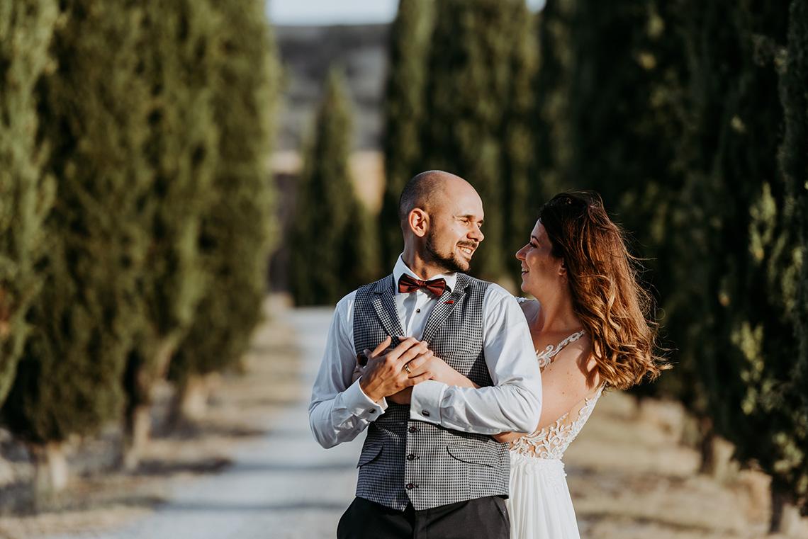 Plenerowa sesja ślubna w Toskanii - czy warto? 31