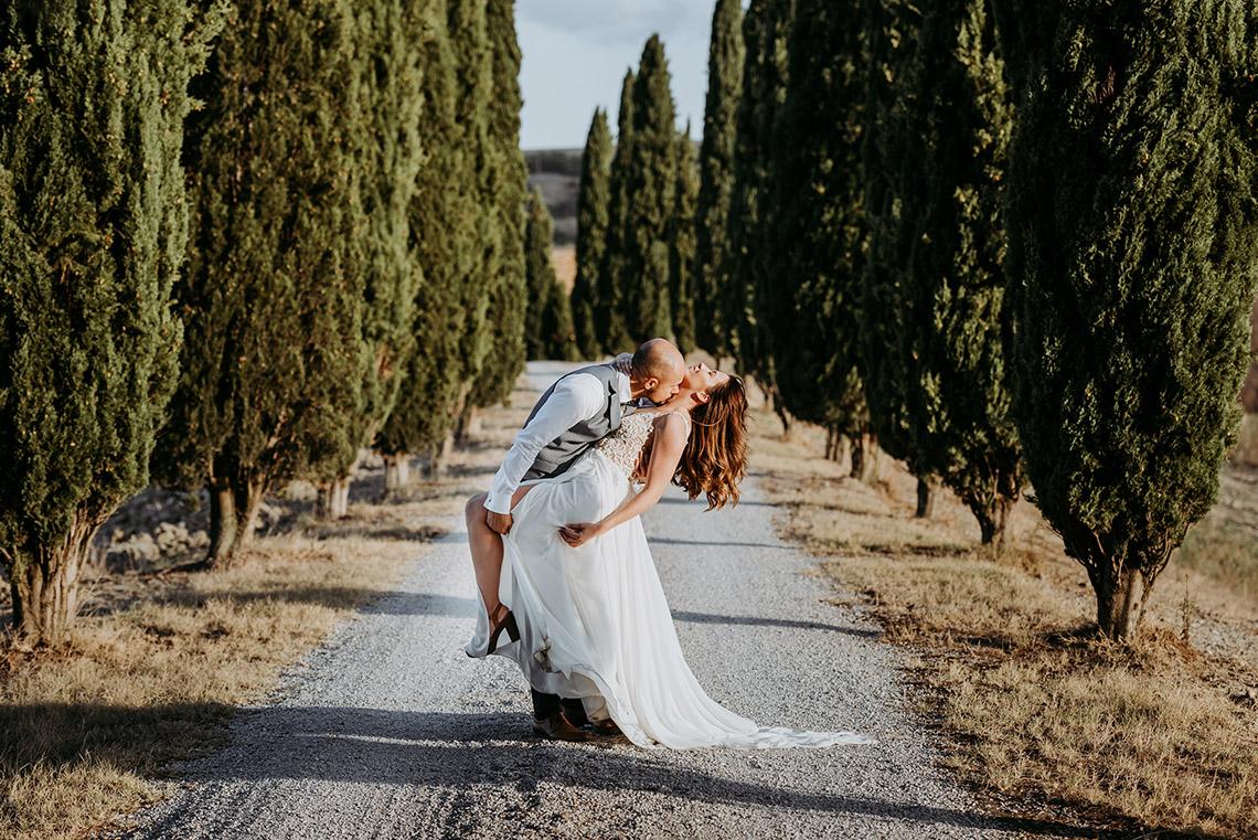 Plenerowa sesja ślubna w Toskanii - czy warto? 33
