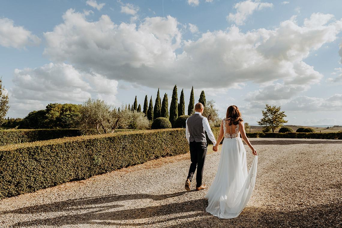 Plenerowa sesja ślubna w Toskanii - czy warto? 22