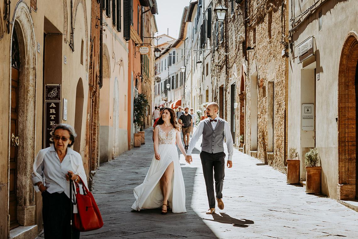 Plenerowa sesja ślubna w Toskanii - czy warto? 48