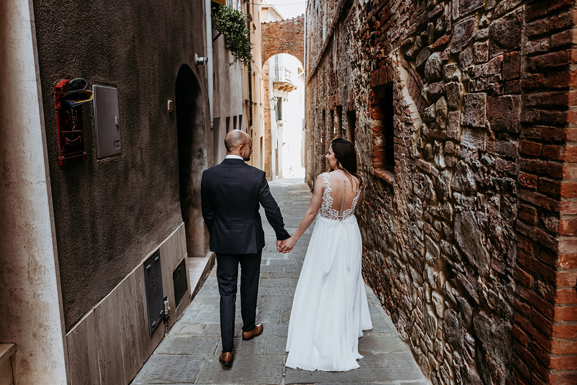 Plenerowa sesja ślubna w Toskanii - czy warto? 2