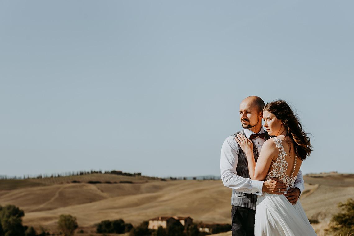 Plenerowa sesja ślubna w Toskanii - czy warto? 37