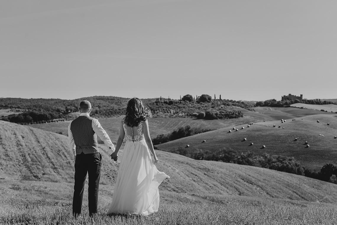 Plenerowa sesja ślubna w Toskanii - czy warto? 36