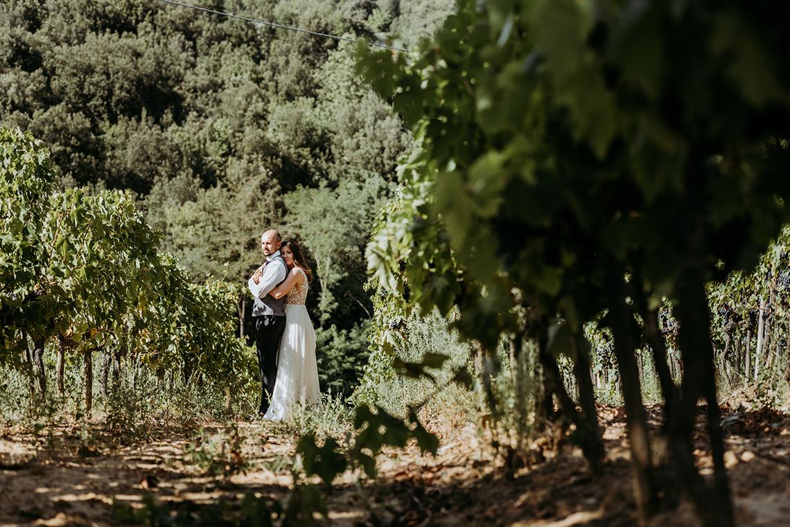Plenerowa sesja ślubna w Toskanii - czy warto? 18
