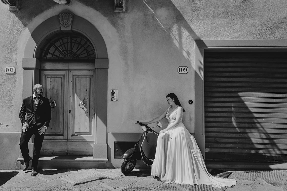 Plenerowa sesja ślubna w Toskanii - czy warto? 10